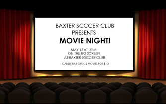 Movie Night at Baxter