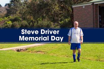 Steve Driver Memorial Day