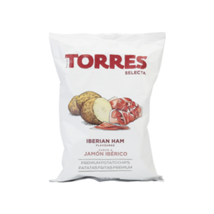 Torres Iberico Ham Potato Crisps 150g