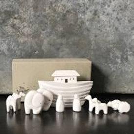 Porcelain Noahs Ark