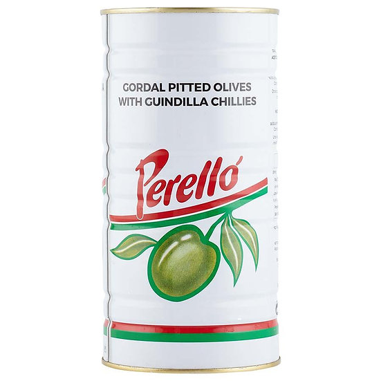 Perelló Gordal Pitted Olives 150g Tin