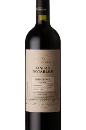 2015 Finca Notables Cabernet Franc, El Esteco