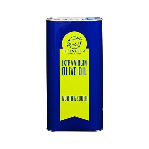 Brinidsa North & South Olive Oil 1L