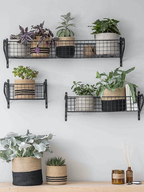 Indoor basket Shelf from £25.00