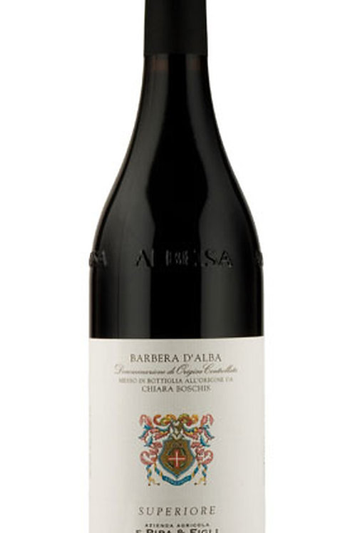 2017 Barbera d'Alba Organic, E. Pira