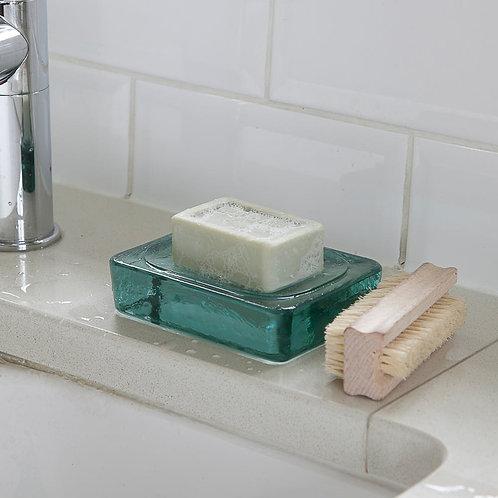 WELLS SOAP DISH GLASS