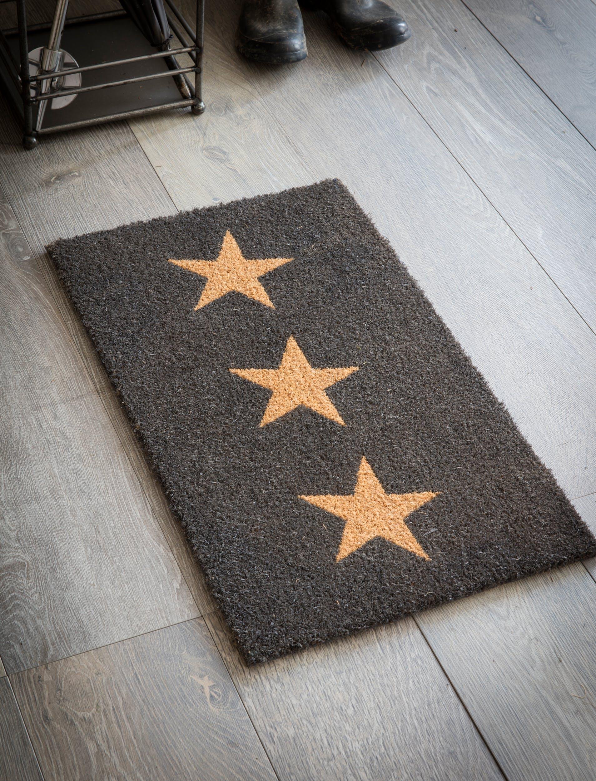 Doormat 3 Stars