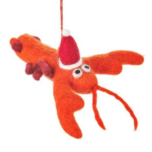 Festive Lobster