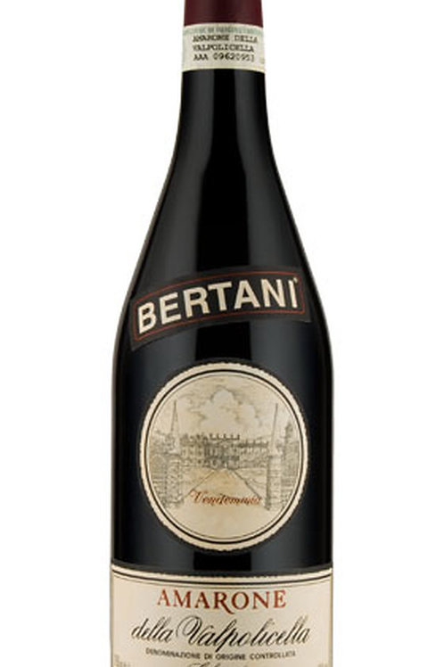2010 Amarone Classico DOC, Bertani