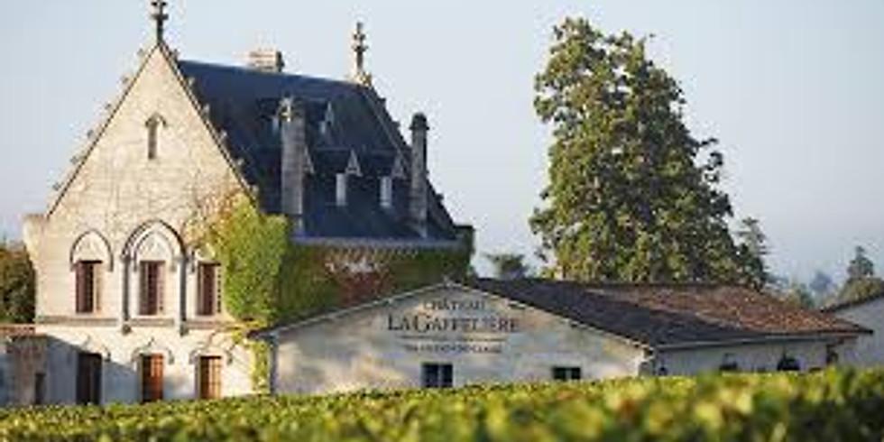 SOLD OUT - Château La Gaffelière, Saint Emilion Wine Dinner