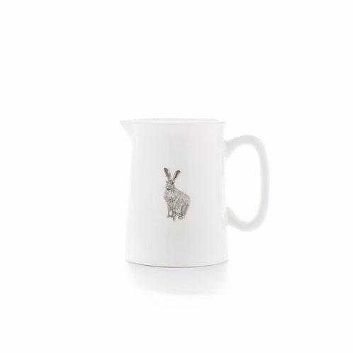 Fine Bone China Mini Hare Jug