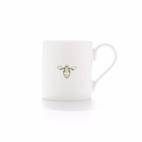 Fine Bone China Bee Mug