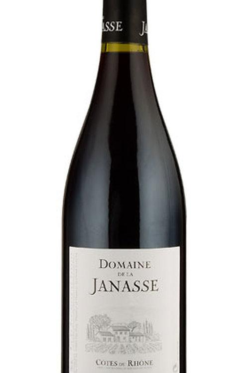 2018 Côtes du Rhône Rouge, Domaine de la Janasse
