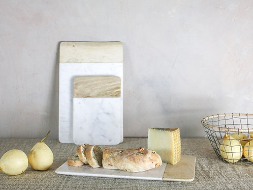 Marble & Mango wood Boards
