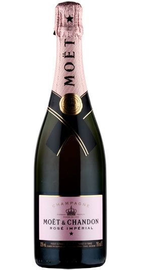 NV Rose Imperial, Moet and Chandon