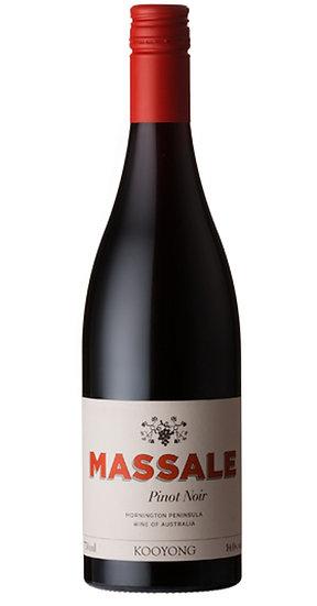 2018 Massale Pinot Noir, Kooyong