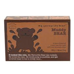Muddy Bear Biscuits 100g