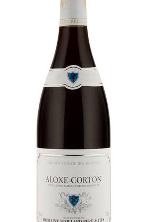 2016 Aloxe-Corton Rouge, Maillard Père et Fils
