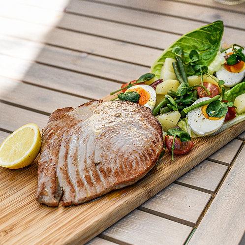 Fresh Tuna Steak Nicoise Salad - Serves 2