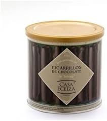 Chocolate Cigarrillos Biscuits