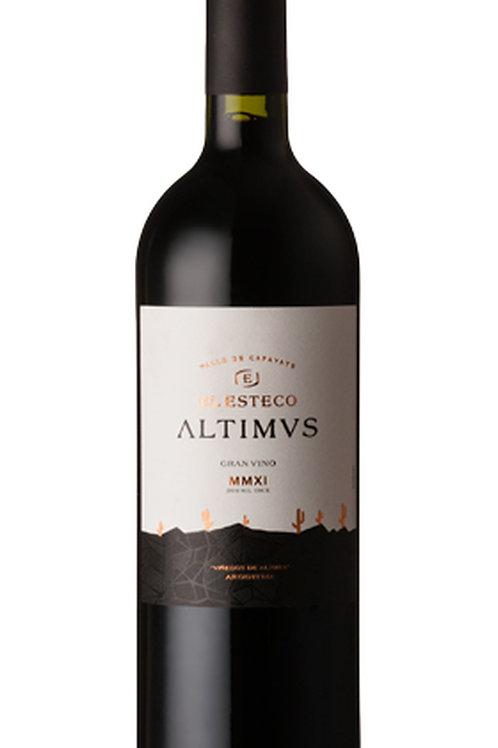 2015 Altimus, El Esteco