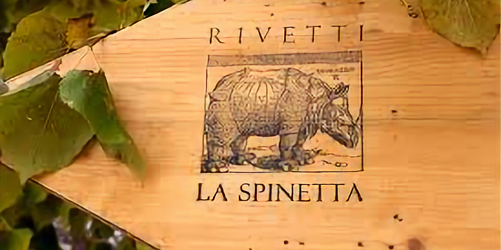 La Spinetta - with Giorgio Rivetti Owner of this Super Icon Producer From Tuscany and Piedmont