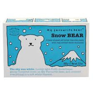 Snow Bears Biscuits 100g