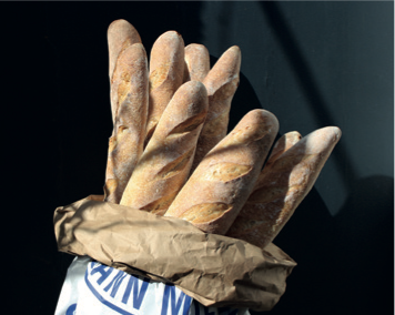 Baguette À L'Ancienne 350g