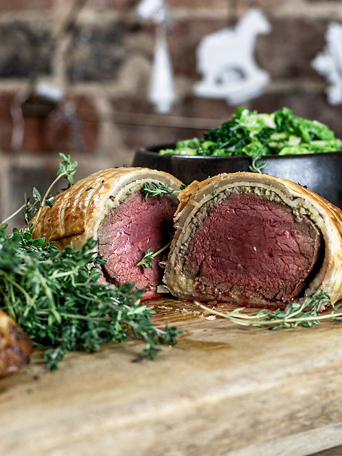 Celebration Beef Wellington for Two!