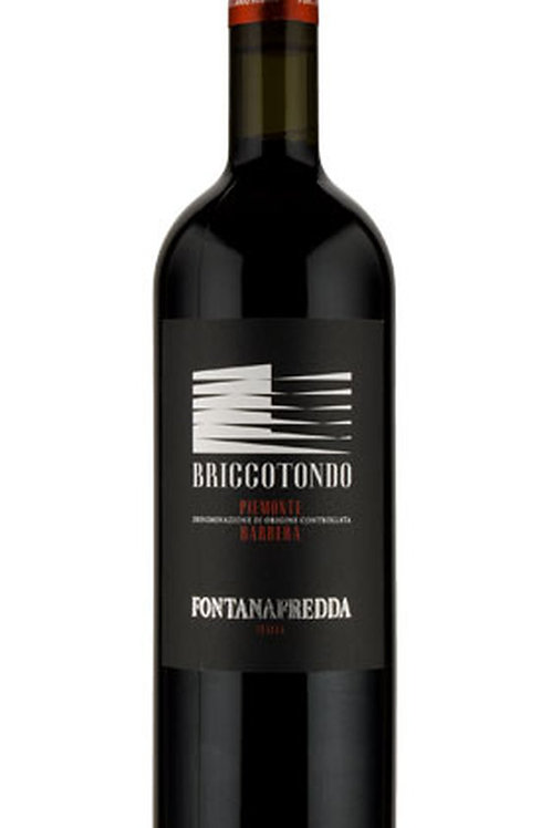 2018 Briccotondo Barbera Piemonte DOC, Fontanafredda