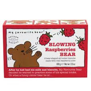 Blowing Raspberries Bear 100g
