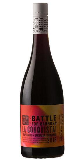 2016 La Conquista! Tempranillo Garnacha Graciano, Chaffey Bros Wine Co