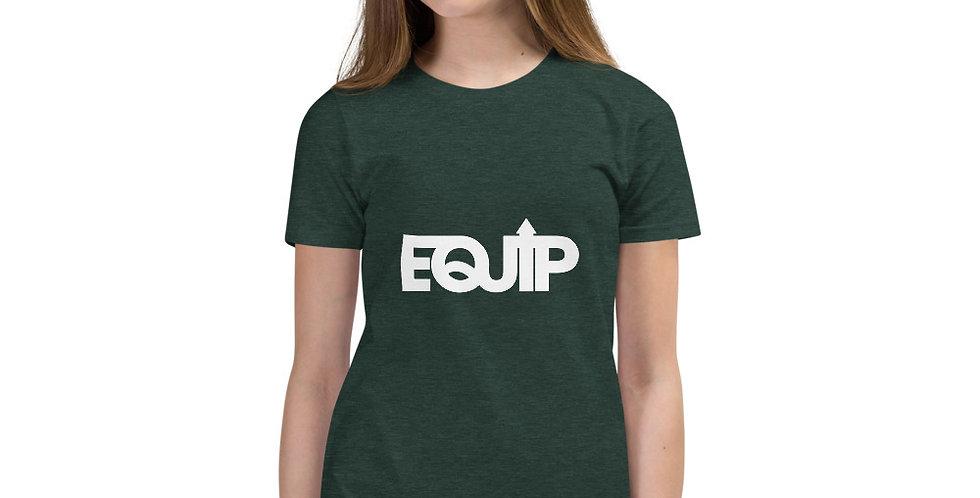 Girls Youth Short Sleeve T-Shirt