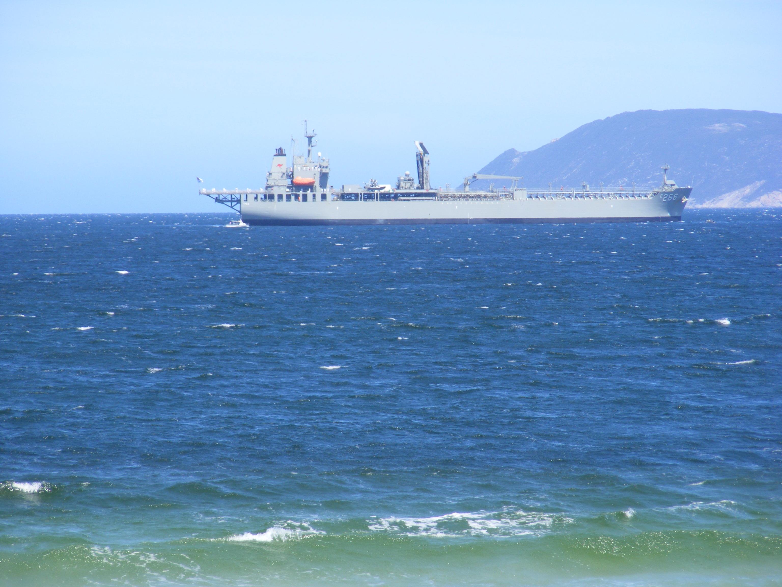 HMAS SIRIUS 1 NOV 14