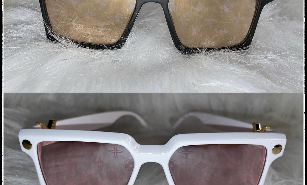 No Shade Inspired Watermark Sunglasses