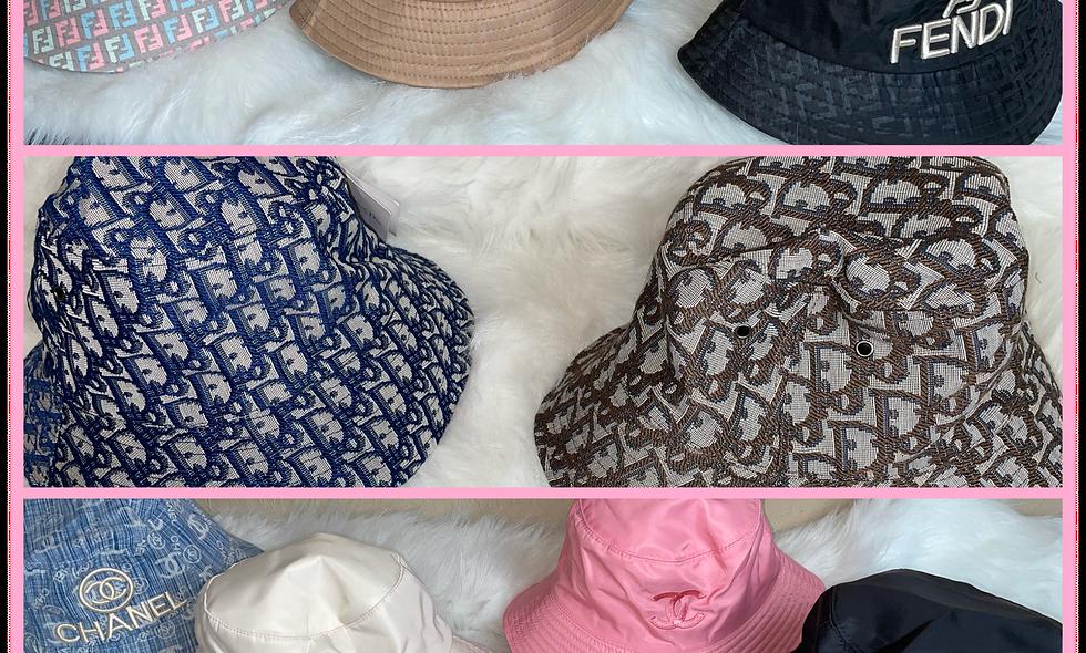 Inspired Bucket Hats