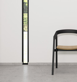 DINING-CHAIR_ASH_PLYWOOD_SEAT_ALUMINIUM_FRAME