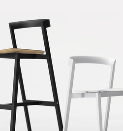 BAR-STOOL_STACKING-CHAIR_OUTDOOR_INDOOR_ALUMINIUM_PLYWOOD