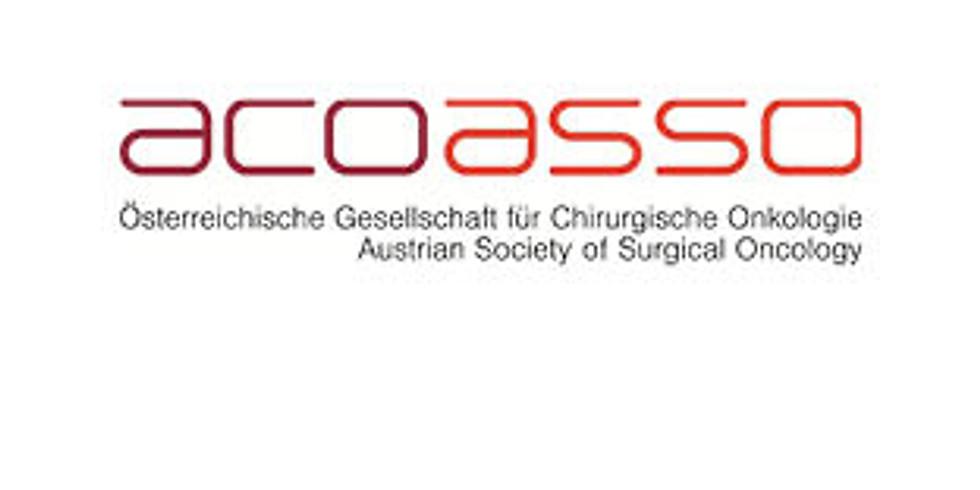 ACO-ASSO: 37. Jahrestagung der Österreichischen Gesellschaft für Chirurgische Onkologie