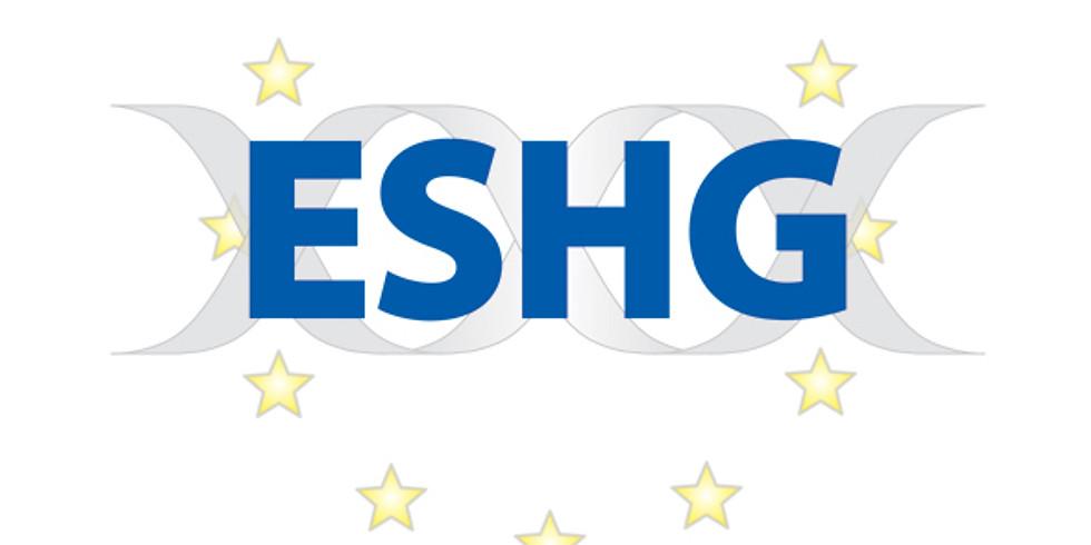 ESHG 2022 - European Human Genetics Conference