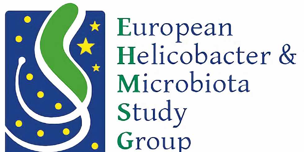 EHMSG 2023 - 36th  Workshop of the European Microbiota and Helicobacter Study Group