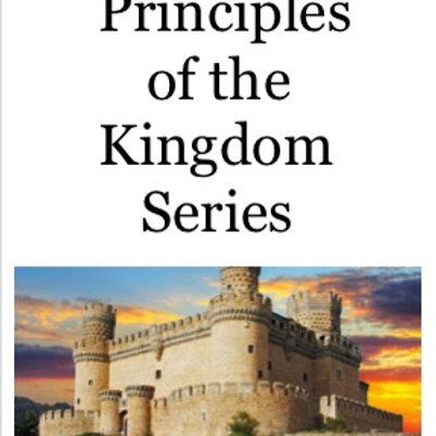 4 CD Teaching on Living in the Kingdom