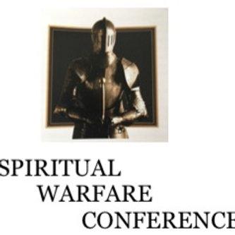 4 CD Teaching: Spiritual Warfare