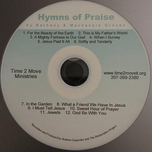 Hymns of Praise CD