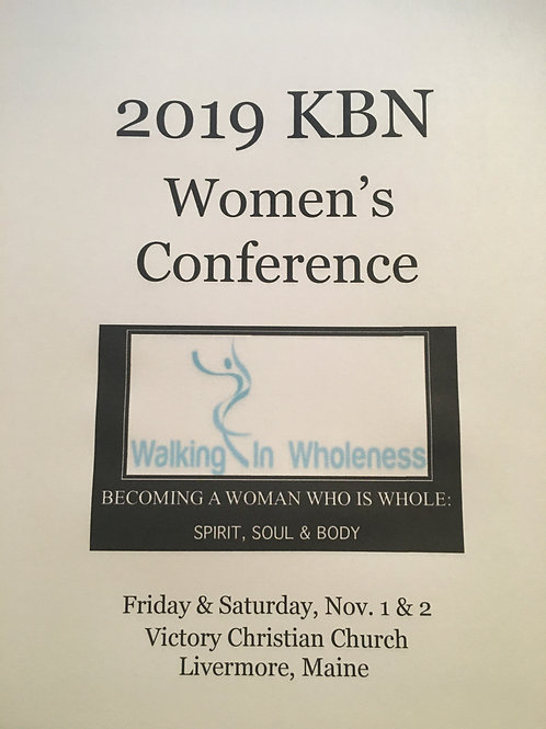 2nd Annual KBN Women's Conference