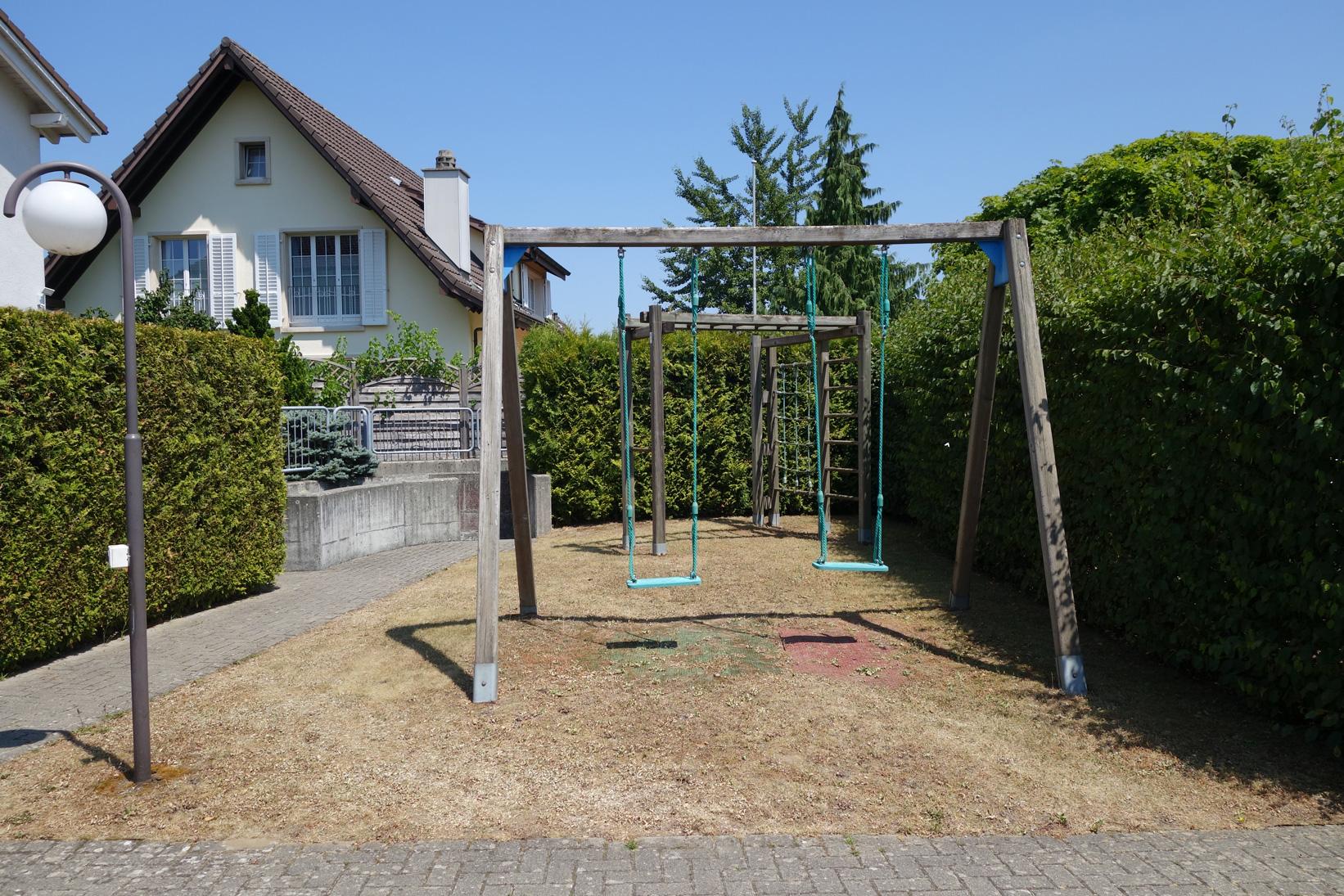gemeinsamer Spielplatz
