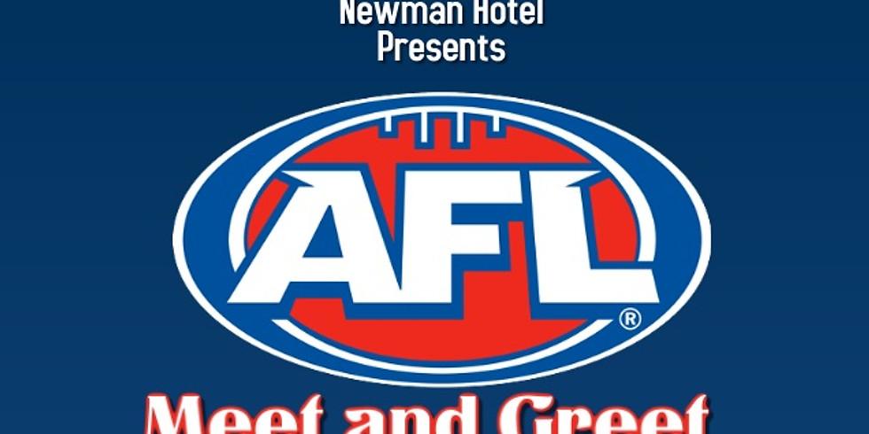 AFL Players Meet n Greet