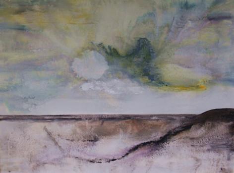 """Borrin's Knob"" by alan baddiley"