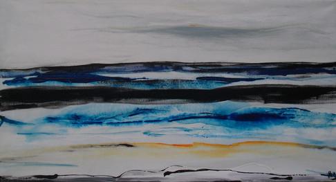 """Tidal Patterns"" by alan baddiley"