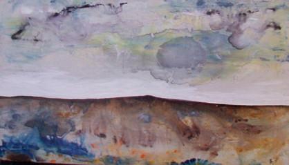 """""""Mount Billamurra"""" by alan baddiley"""